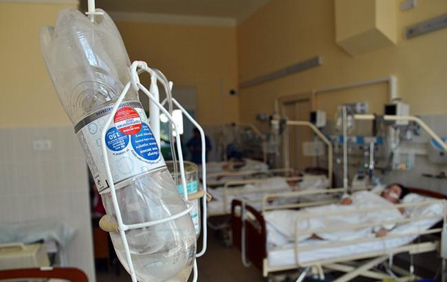 Фото: Больница (Шмаков Валерий / УНИАН)