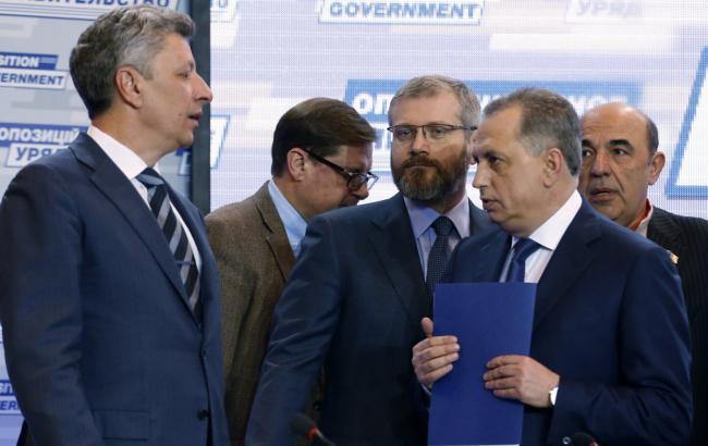 """Розкол в """"Опоблоці"""": як і чому конфліктують групи Ахметова і Бойка"""