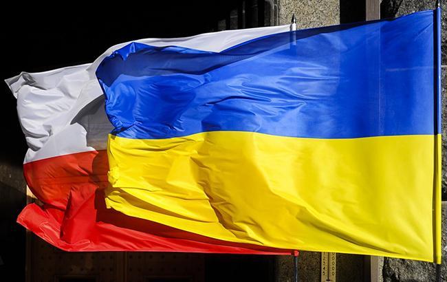 Посольство в Варшаве осуждает антиукраинский митинг в Польше