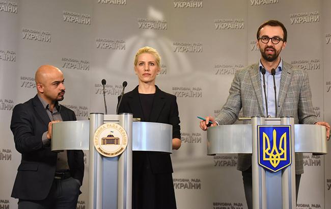 Лещенко, Найем и Залищук готовят отдельный проект перед выборами, - источники