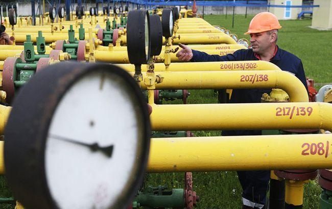 Україна закачала рекордний за десять років обсяг газу