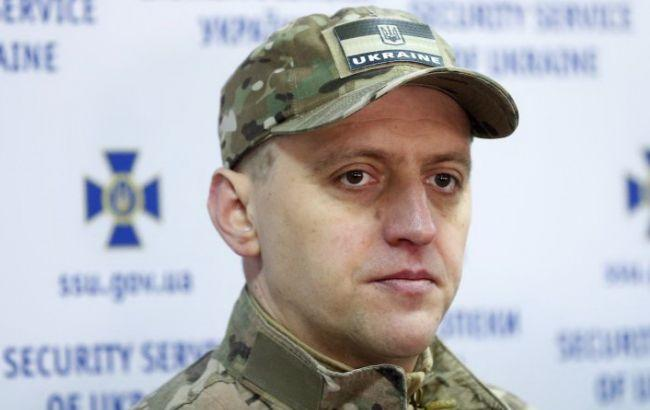Фото: генерал Віктор Трепак