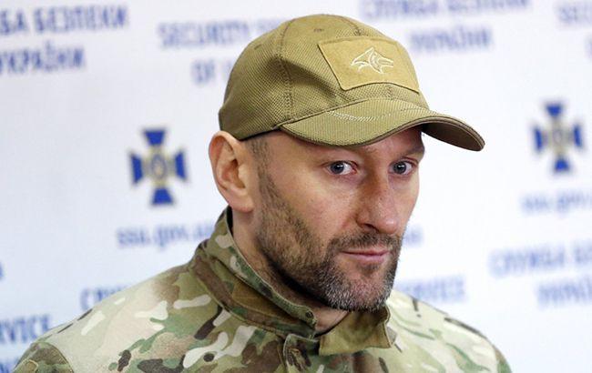 Зеленский уволил главного следователя СБУ