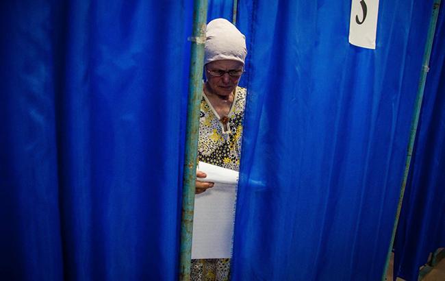 Фото: вибори (УНІАН)