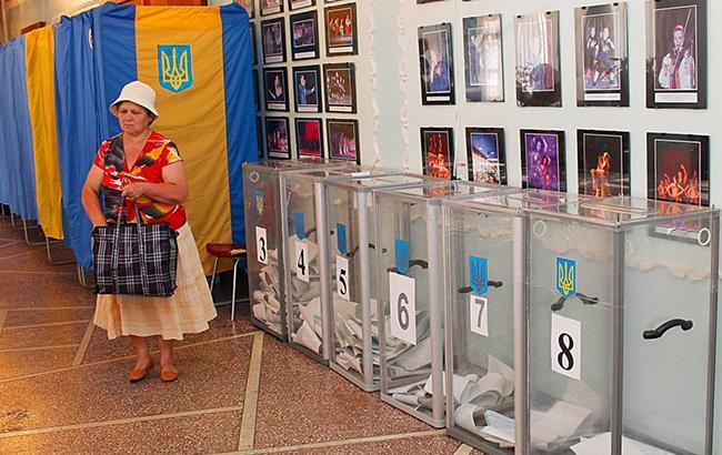 Фото: выборы (УНИАН)
