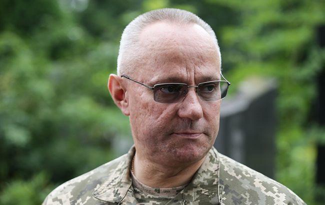ЗСУ готові до реагування на загострення на Донбасі, - Хомчак
