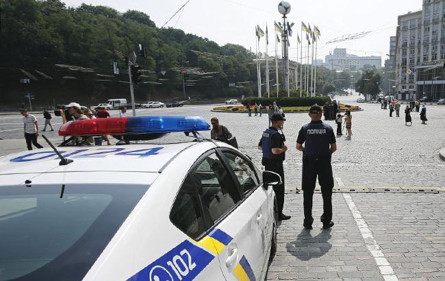 Фото: поліція Києва (УНІАН)