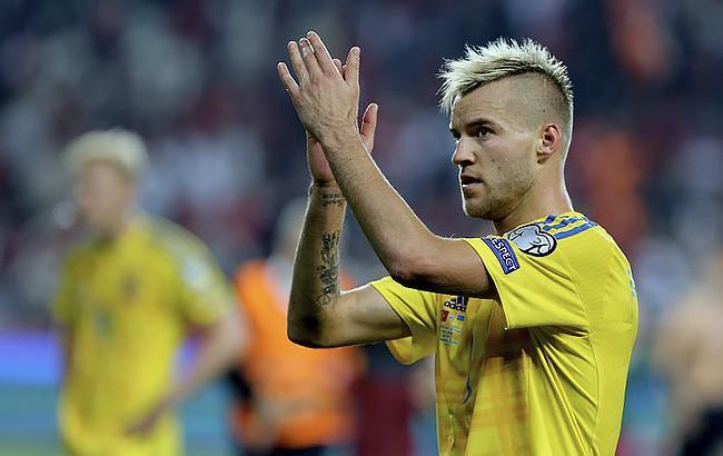 Футбол: Ярмоленко відзначився голом за«Боруссію»