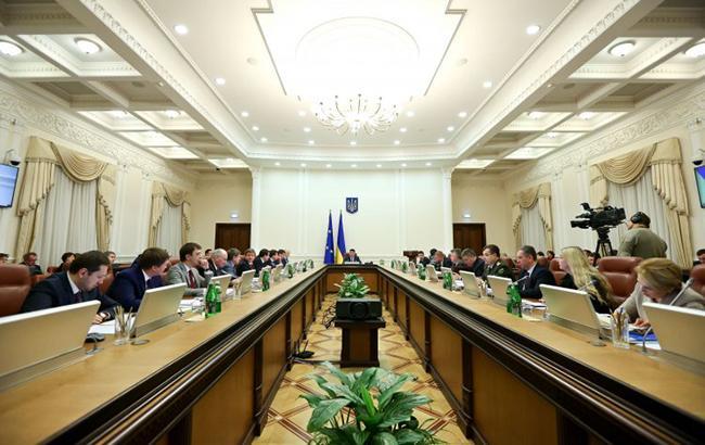 Фото: заседание Кабмина (УНИАН)