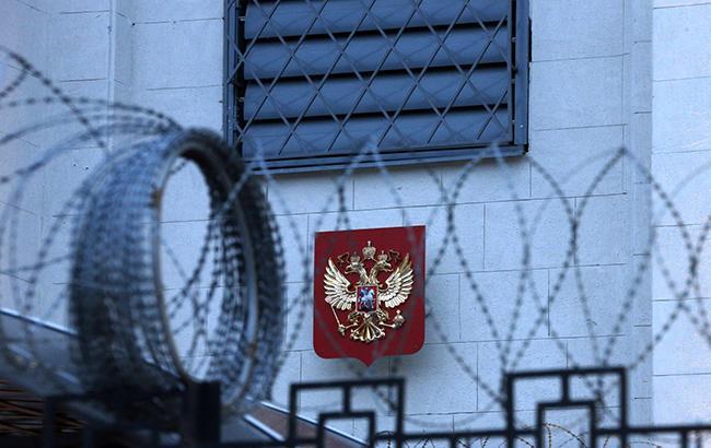 Украина вышлет 13 российских дипломатов из страны (фото УНИАН)