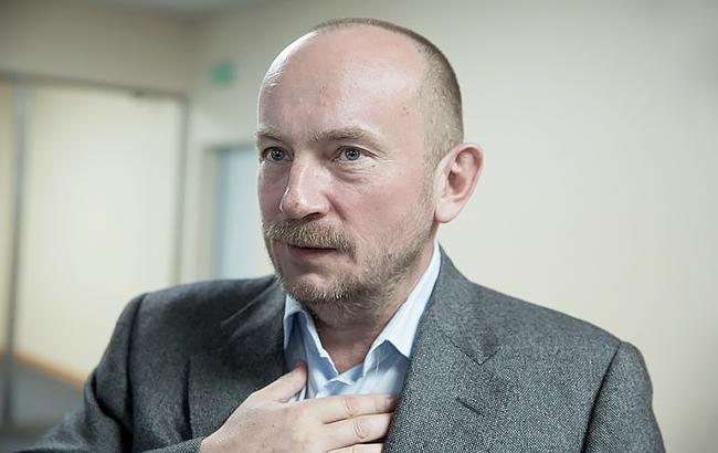 "Фото: гендиректор ""Борисполя"" Павел Рябикин (УНИАН)"