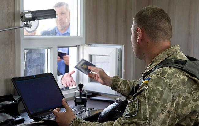 як буде працювати біометричний контроль на українському кордоні