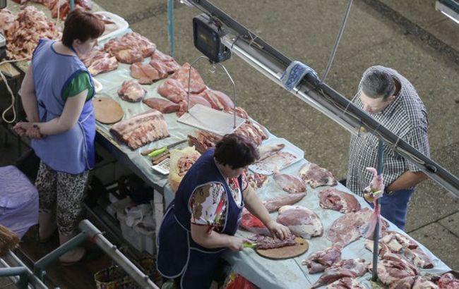 Фото: мясной рынок (УНИАН)
