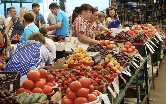 Роздрібна торгівля в Україні за 6 місяців зросла на 7,3%