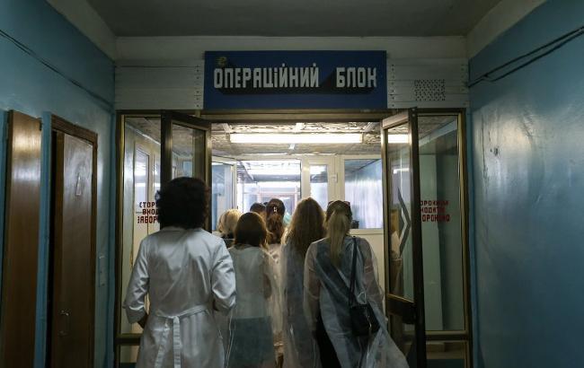 Фото: Лікарня (УНІАН)