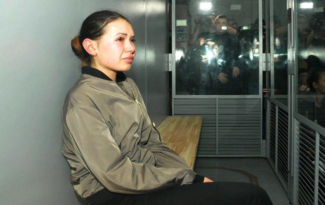 ДТП в Харькове: в крови Зайцевой нашли кодеин