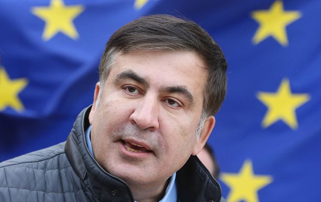 Фото: Михаил Саакашвили (УНИАН)