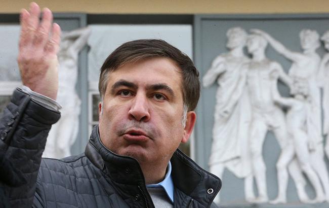 Саакашвили получил голландскую визу, -  De Telegraaf