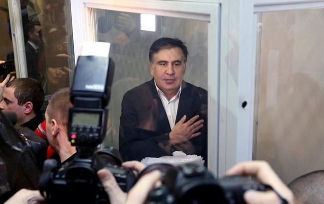 На воле: Саакашвили рассказал, за какие деньги снимает шикарный пентхаус в центре Киева