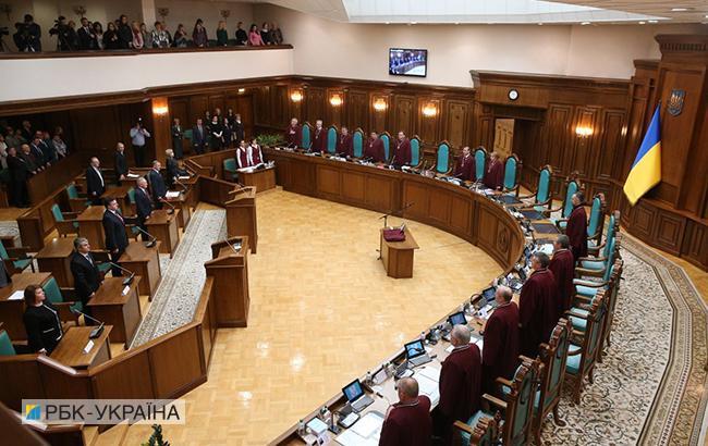 Конституционный суд отказался рассматривать вопрос моратория за землю