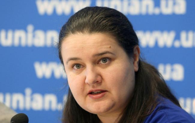 Маркарова назвала два ключових питання для ухвалення програми МВФ