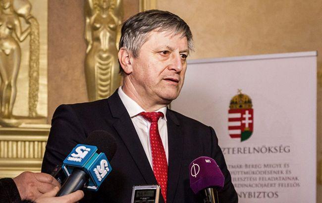 Украина отказала венгерскому топ-чиновнику во въезде за агитацию на выборах