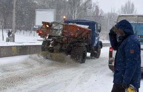Фото: непогода в Украине (УНИАН)