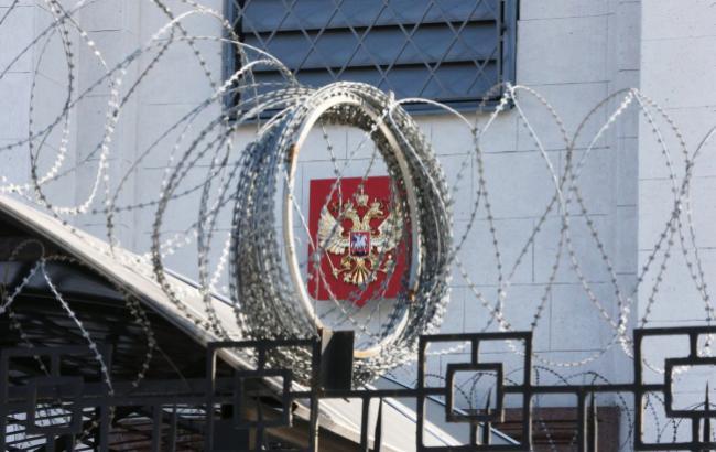 Фото: сакнції проти РФ (УНІАН)