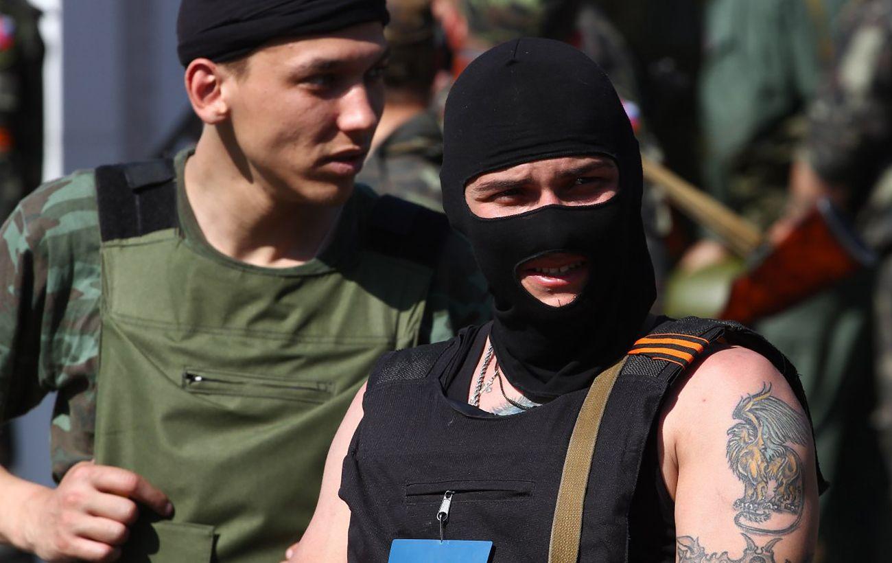 Боевики на Донбассе ранили гражданского жителя Авдеевки