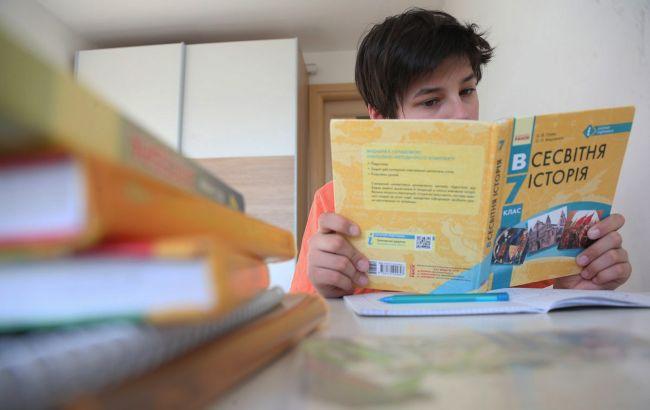 В Украине почти 5 тысяч школ перешли на дистанционное обучение