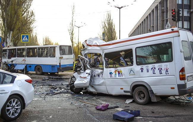 В Кривом Роге почтили память 11 погибших криворожчан в страшной аварии (фото)