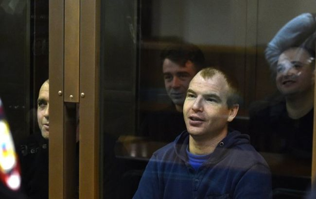 Россия назвала условие передачи захваченных моряков Украине