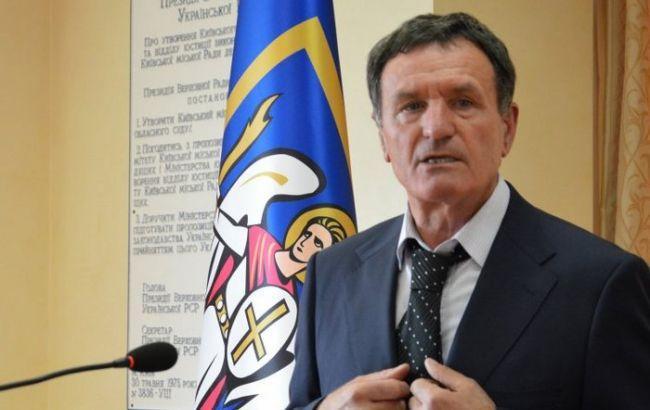 ГПУ просить ВККСУ відсторонити голову Апеляційного суду Чернушенко