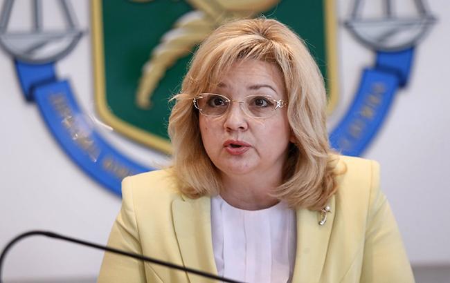 Суд конфисковал все имущество главы Госаудитслужбы Гавриловой