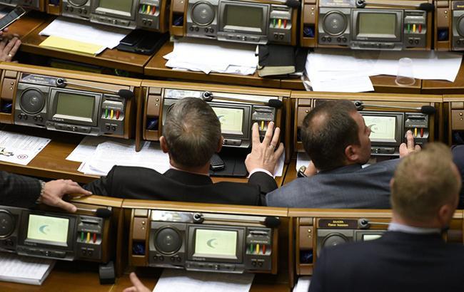 Фото: Верховная рада (УНИАН)