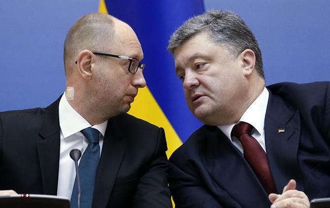 Ідея Яценюка про обмеження повноважень президента неодноразово звучала на зустрічах стратегічної ради (Фото: УНІАН)