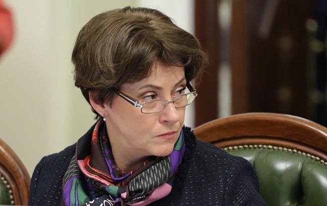 """Кошти за розмитнення """"євроблях"""" направлять до Пенсійного фонду, - Южаніна"""