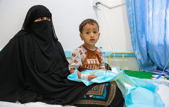 Фото: Йемен (UNICEF)