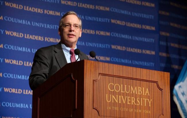 Фото: Вільям Дадлі (universityprograms.columbia.edu)