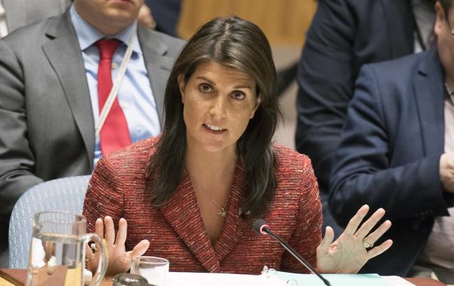 Никки Хейли назвала вопросом времени уход Асада