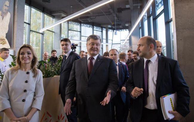 Лев Парцхаладзе покинул должность первого заместителя руководителя Киевской ОГА