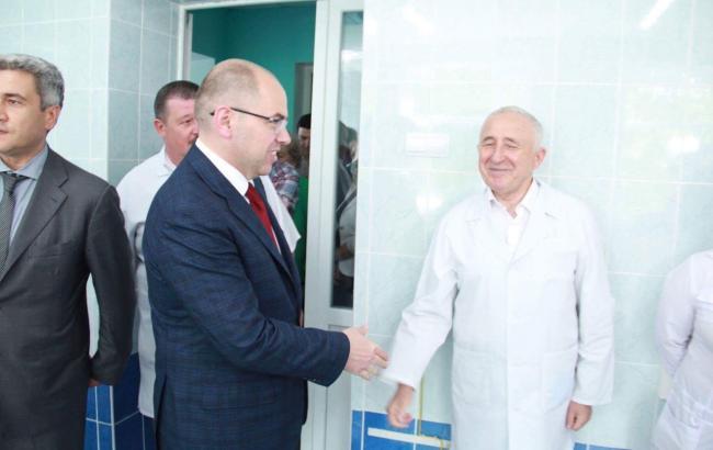 Фото: в Белгород-Днестровском открыли новый центр гемодиализа