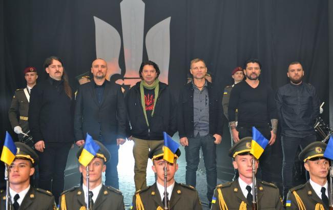 Фото прес-служби Олега Скрипки