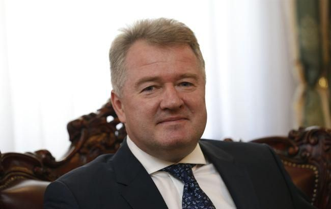 Фото: голова ВРЮ Ігор Бенедисюк