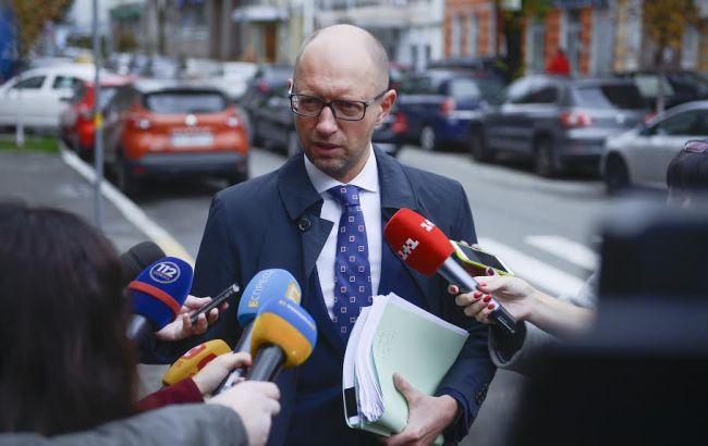 Генеральная прокуратура допросит Яценюка поделу Майдана