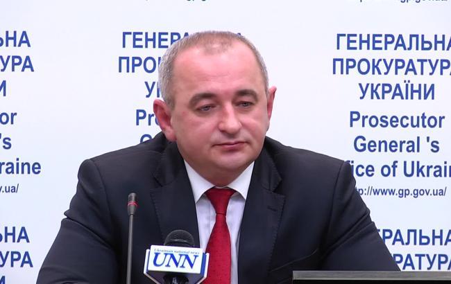 Суд арештував останнього із затриманих у рамках спецоперації МВС