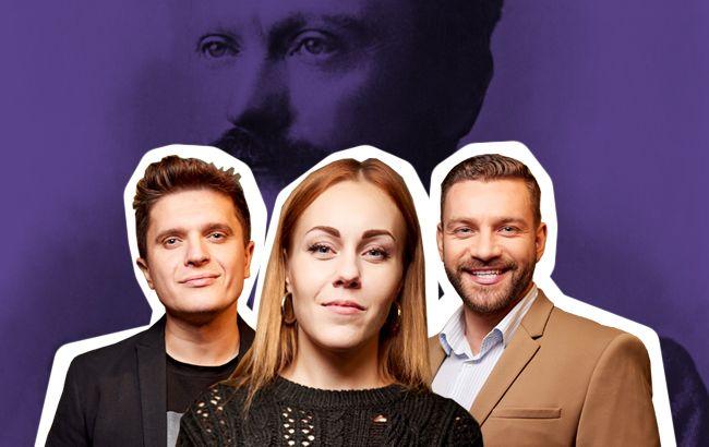 Украинские звезды гадают, кто такой Захар Беркут, и давно не держали деньги в руках (видео)