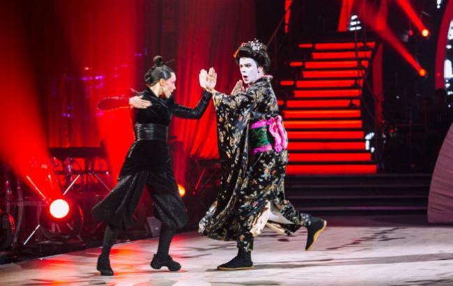 Танці з зірками 2017: випуск 7 дивитися онлайн