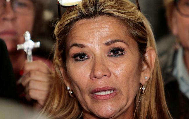 Екс-президент Болівії намагалася вчинити суїцид у в'язниці