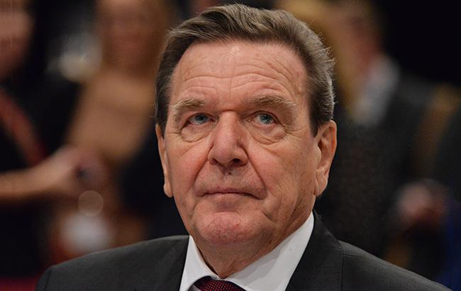 """РФ висунула на посаду директора """"Роснефти"""" кандидатуру екс-канцлера Німеччини"""